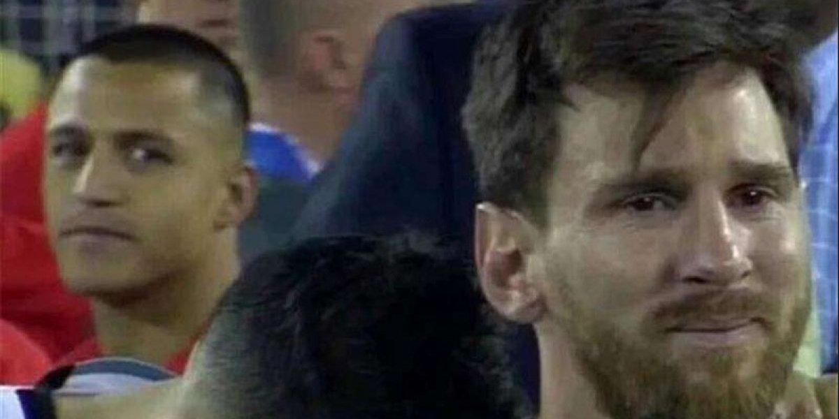 """Como con Chile dos veces: en Argentina """"celebran"""" haber perdido otra vez con el campeón"""