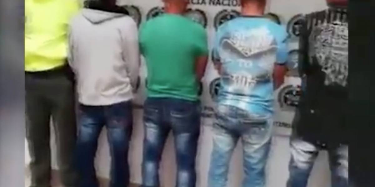Capturados papá, abuelo y dos tíos por presunto abuso sexual a menor