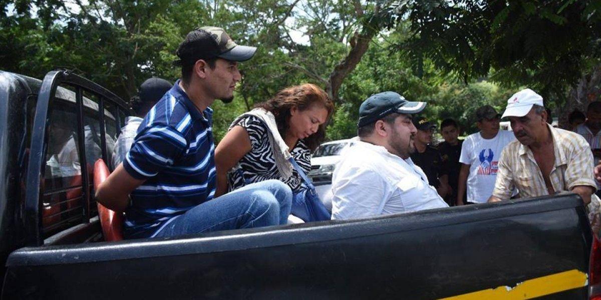 Capturan a seis presuntos responsables de robar en una iglesia de Zacapa