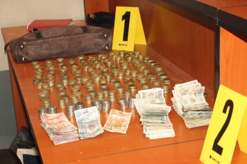 capturados por robar en iglesia de Zacapa