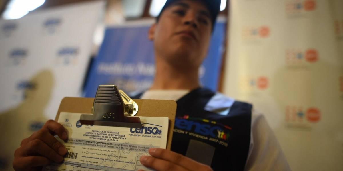 INE ultima detalles a una semana de empezar el censo