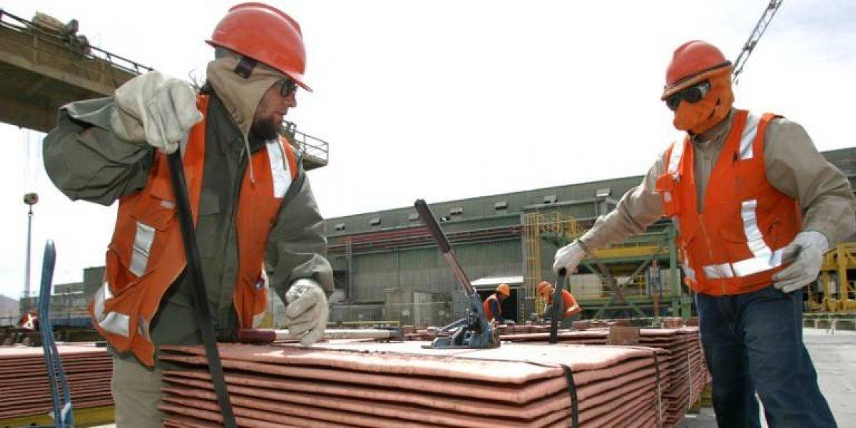 El cobre endieciochado: sigue subiendo y volvió a superar los US$2,80