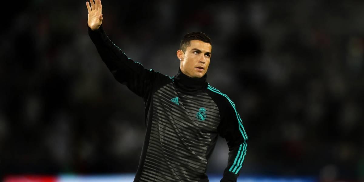 Michel Salgado, fastidiado por salida de Cristiano Ronaldo