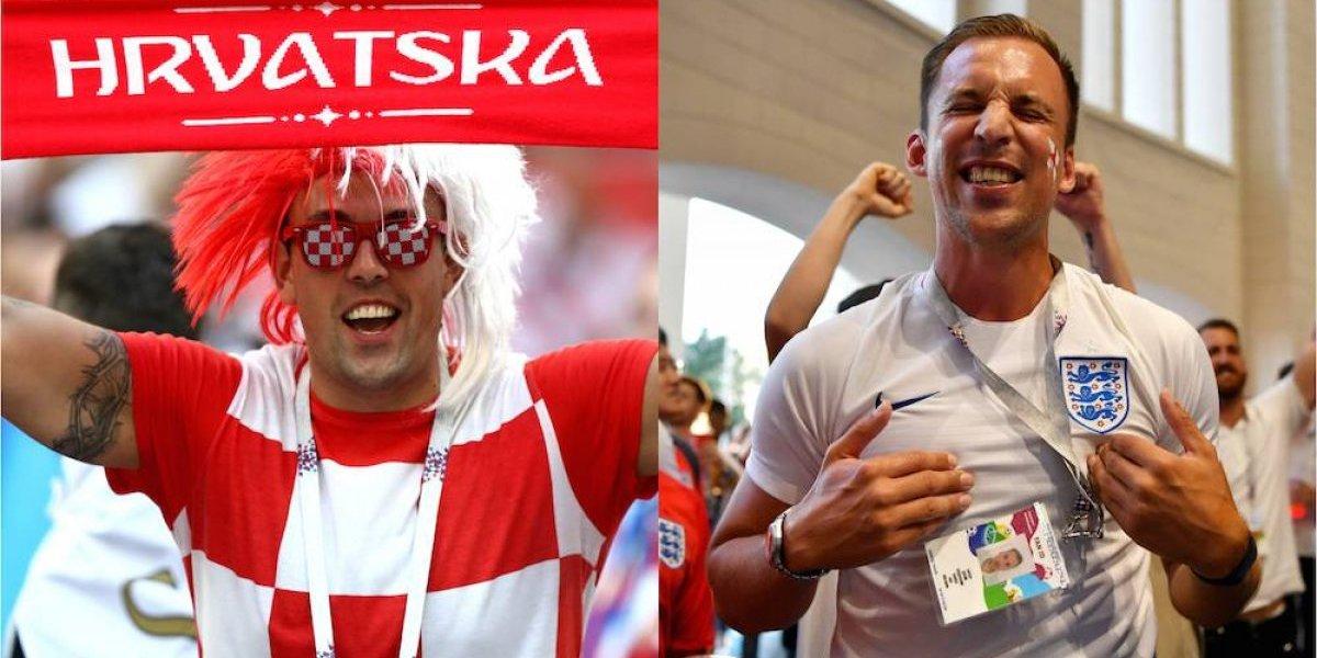 Croacia vence 2-1 a Inglaterra y avanza a la final de Rusia 2018