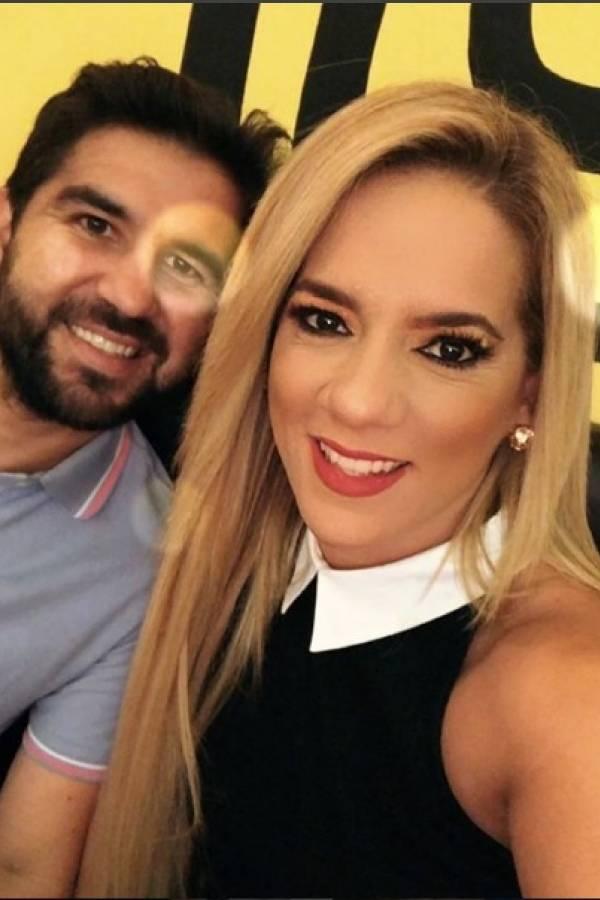 Dalo Bucaram y Gabriela Pazmiño