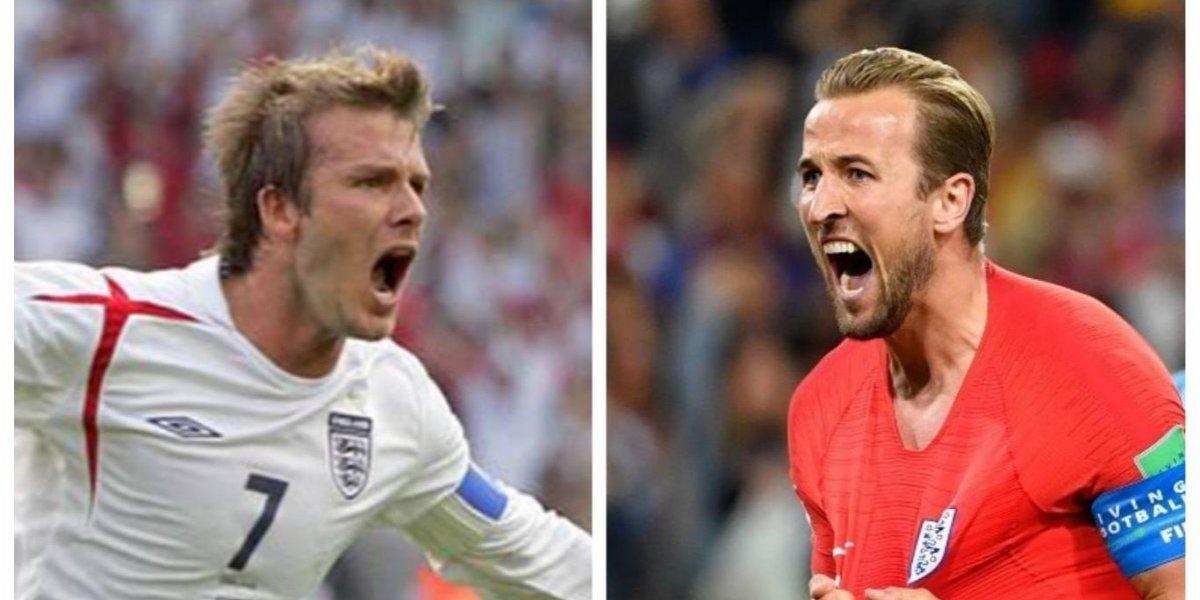 David Beckham hace llegar un mensaje especial a Inglaterra previo a la semifinal