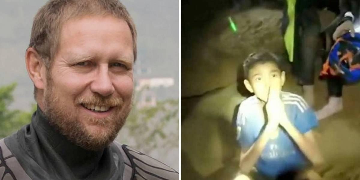 A triste notícia que esperava um dos heróis após resgate de meninos na Tailândia