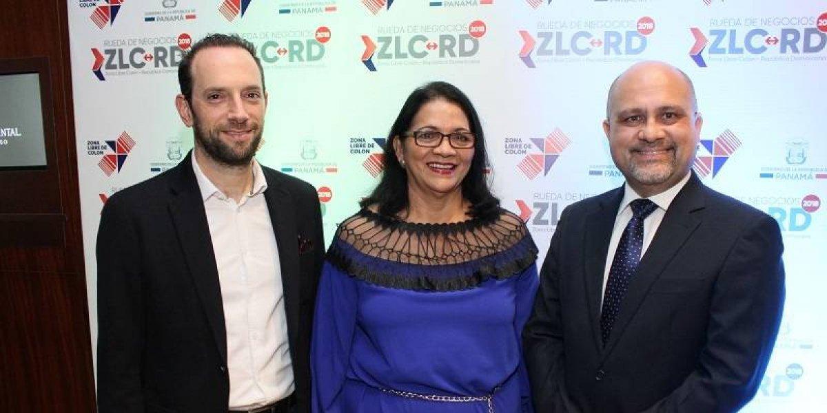 #TeVimosEn: Celebran encuentro entre la Zona Libre de Colón de Panamá y República Dominicana