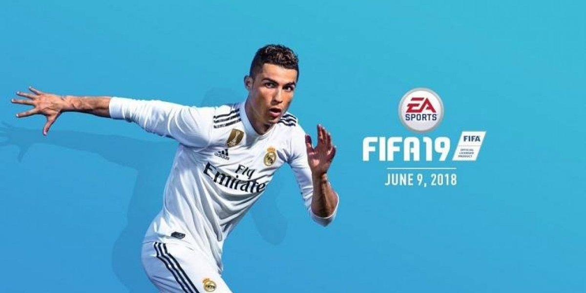 Portada del FIFA 19 se ve afectada por fichaje de Cristiano Ronaldo