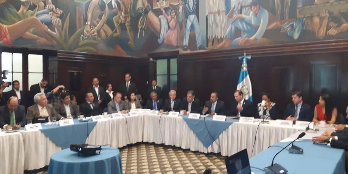 Congresistas de 24 países se reúnen en Guatemala para reafirmar compromiso de luchar contra el hambre