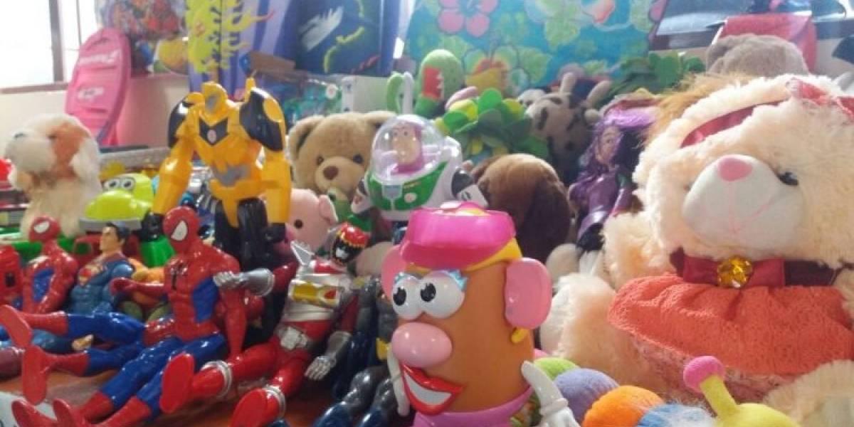 ¿Le gustan las ventas de garaje? Con esta podrá apoyar a niños víctimas de maltrato