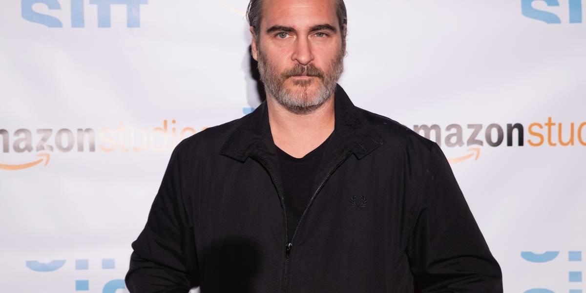 Joaquin Phoenix será o novo Coringa do Universo Estendido DC