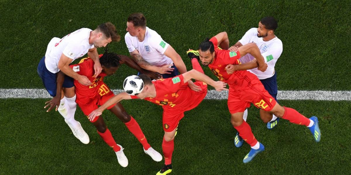 Bélgica vs. Inglaterra, tercer lugar del Mundial de Rusia 2018: ¿Cuándo, dónde, a qué hora y quién transmite?