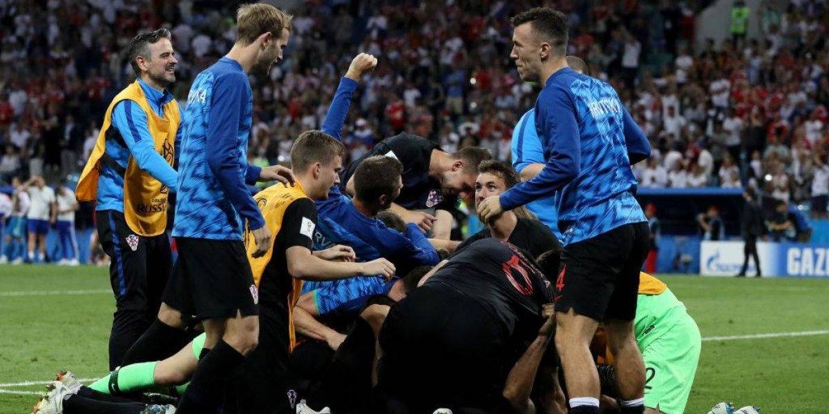 Croacia, la 13ª selección que juega una final de un Mundial de fútbol