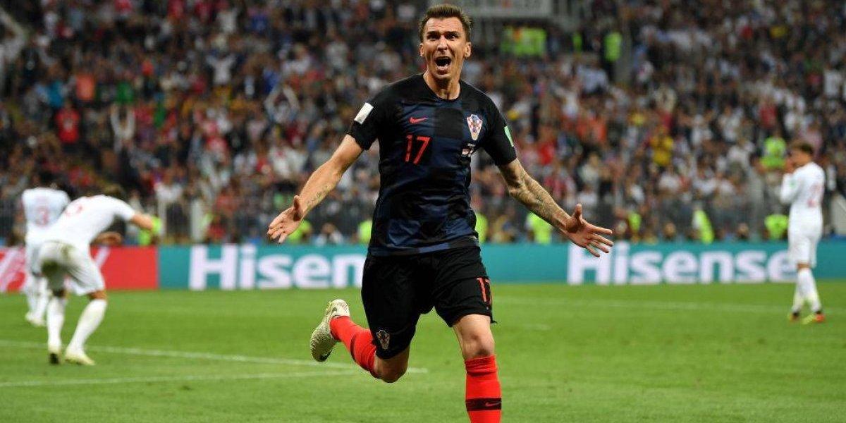 """Croacia hizo historia y se metió en una inédita final del Mundial luego de batir en una """"guerra"""" a Inglaterra"""