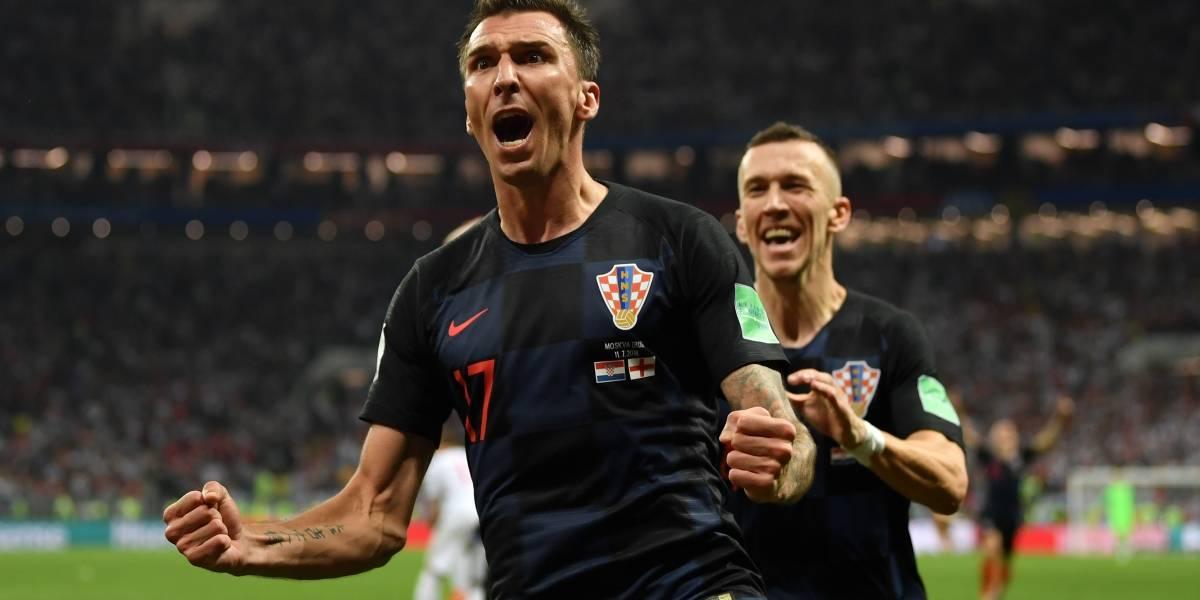 ¡Croacia, tierra querida! Toda Colombia festejó la eliminación inglesa