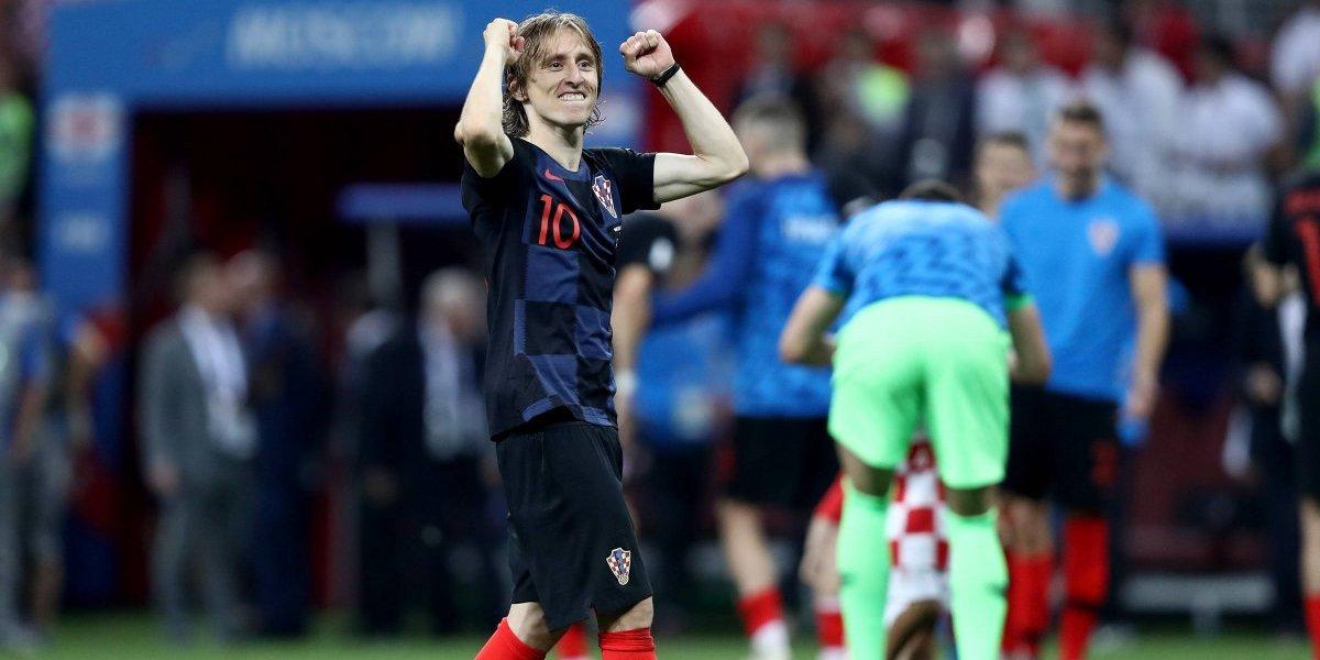 Este es el mayor éxito en la historia del deporte croata: Modric