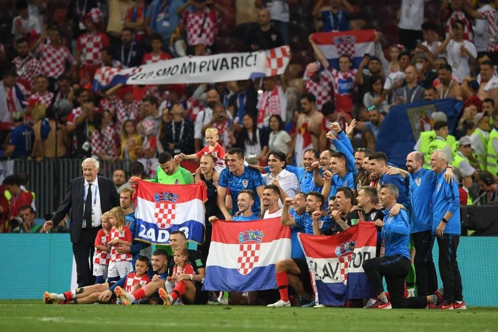 El plantel de Croacia que puede consumar la revancha de Davor Suker / Foto: Getty Images