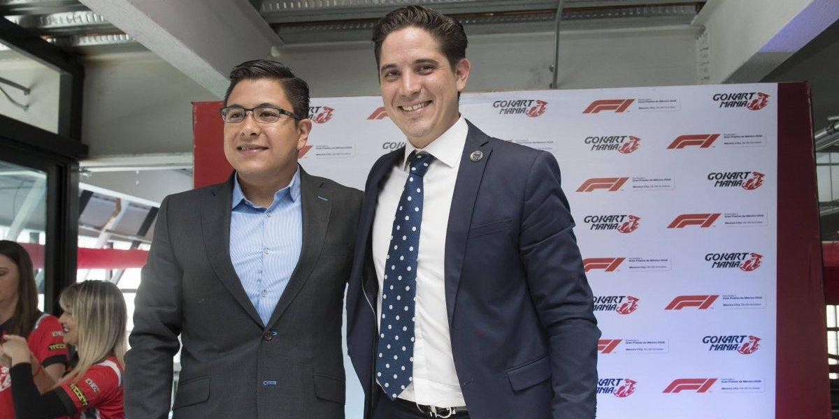 F1 GP de México y Gokartmania buscan a los Grid Kids de octubre próximo