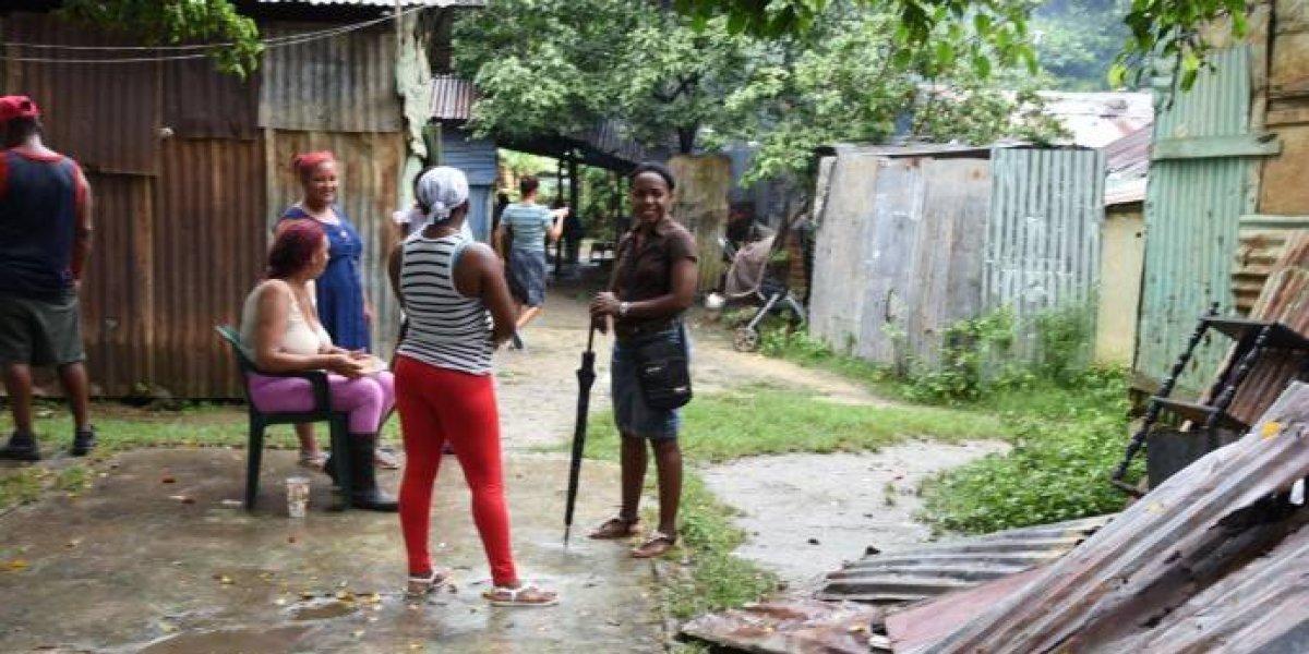 Más de 11 mil personas continúan desplazados por las lluvias