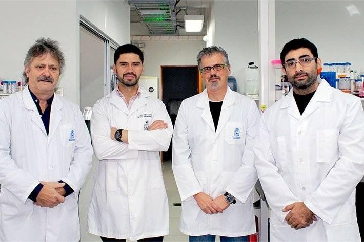 Investigadores U de Chile curcuma