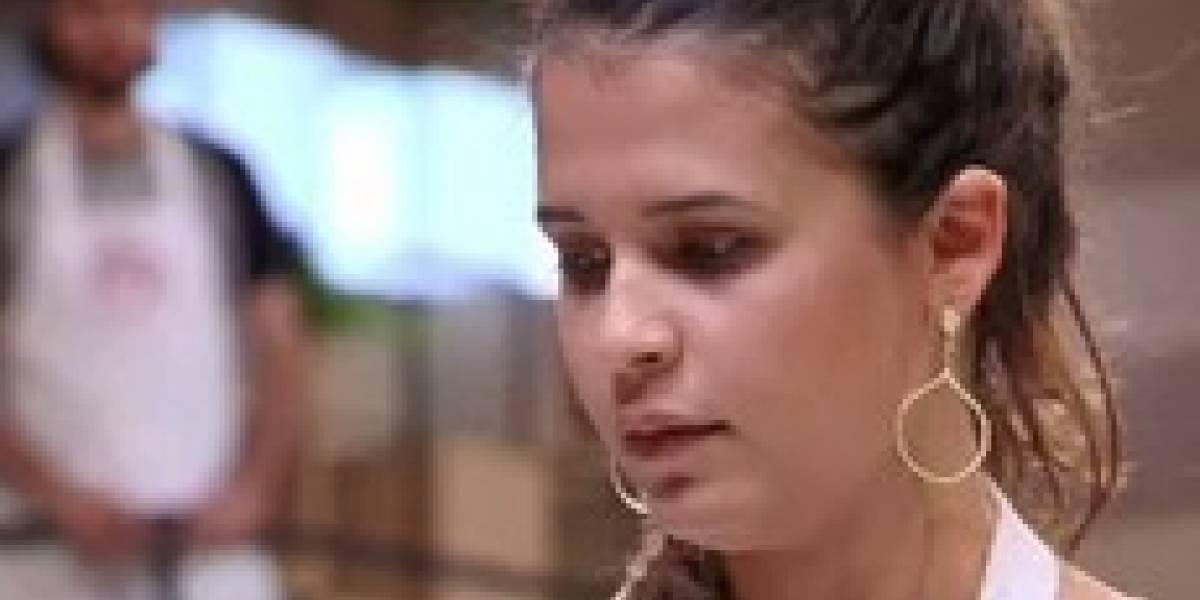 MasterChef Brasil: Você quer ser chef antes de cozinheira, diz Paola à eliminada Katleen