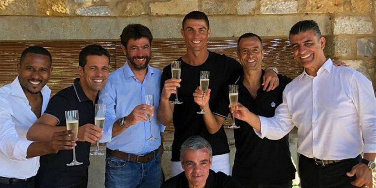 Revelan interioridades de la espectacular mansión donde vivirá Cristiano Ronaldo
