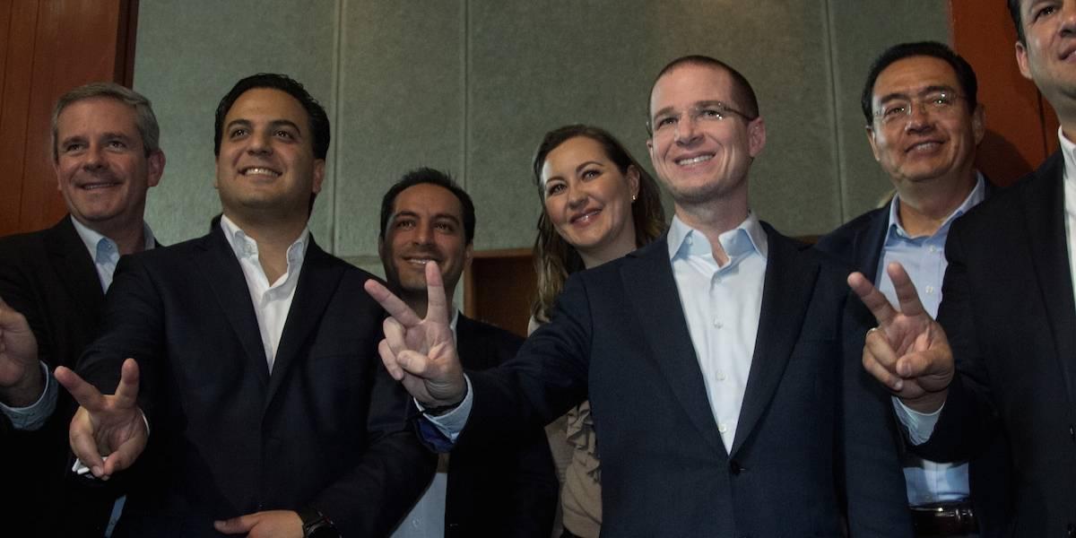 Urgen renuncia de Damián Zepeda a la dirigencia del PAN