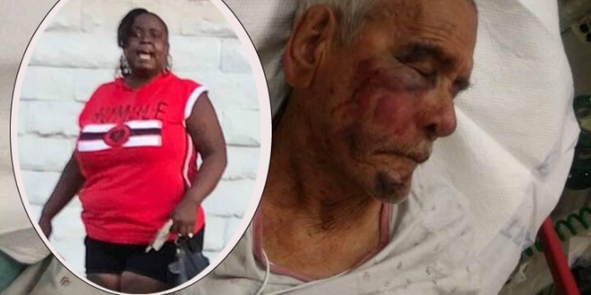 Detienen a sospechosa de golpear a anciano mexicano en Estados Unidos