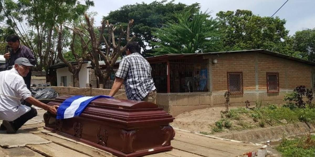 Nicaragua: Represión del gobierno deja 351 muertos