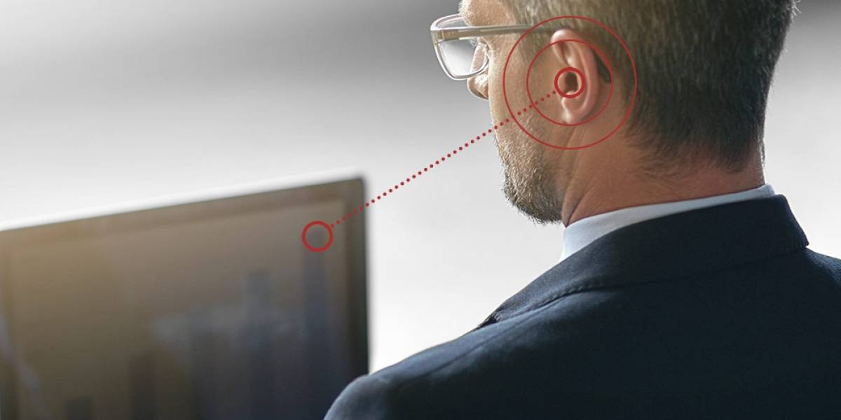 """""""Audio enfocado"""", la tecnología que hace que el sonido llegue a tus oídos sin necesidad de audífonos"""
