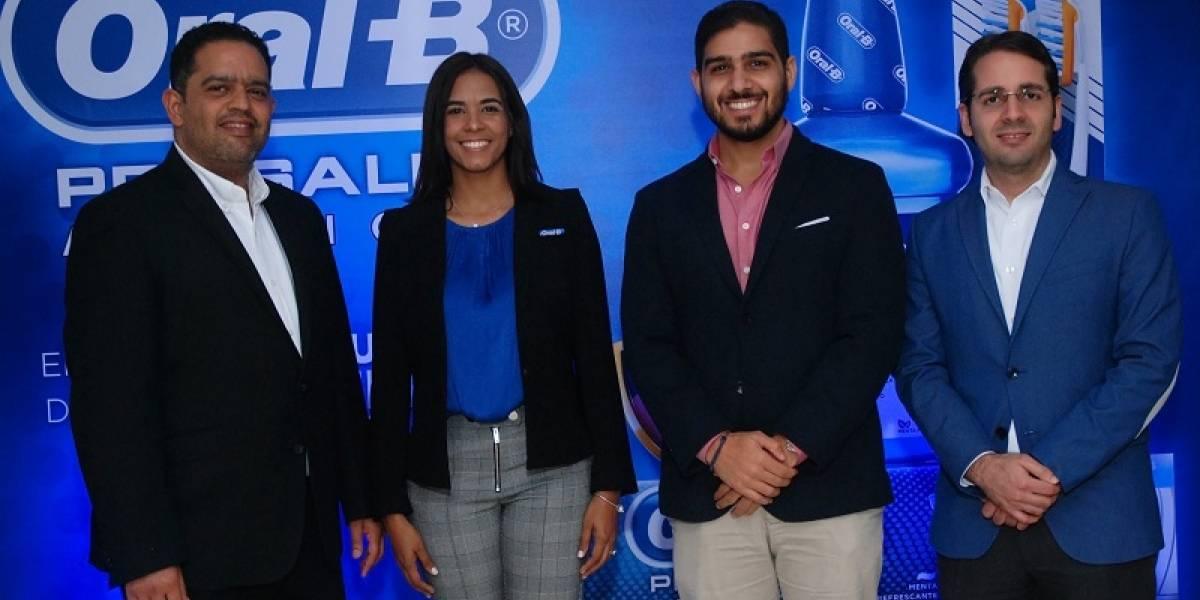 #TeVimosEn: Presentan al mercado dominicano Oral B Pro-Salud Advanced