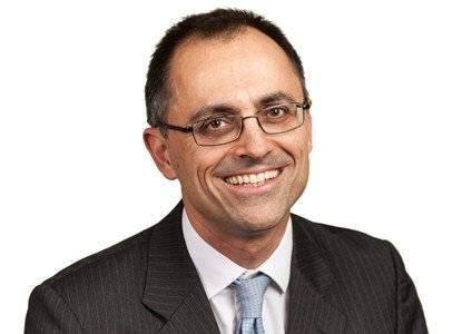 Pavlos Eleftheriadis, profesor de derecho en la Universidad de Oxford y abogado en Londres.