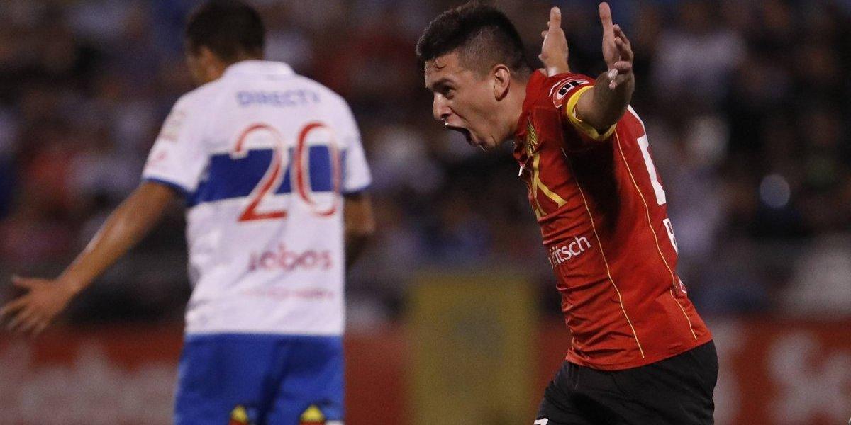 Pablo Aránguiz lidera la lista de jugadores que quiere la U para la temporada 2019