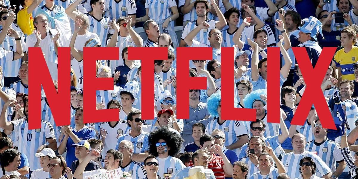 Serie de Netflix tratará el tema de las barras bravas en Argentina