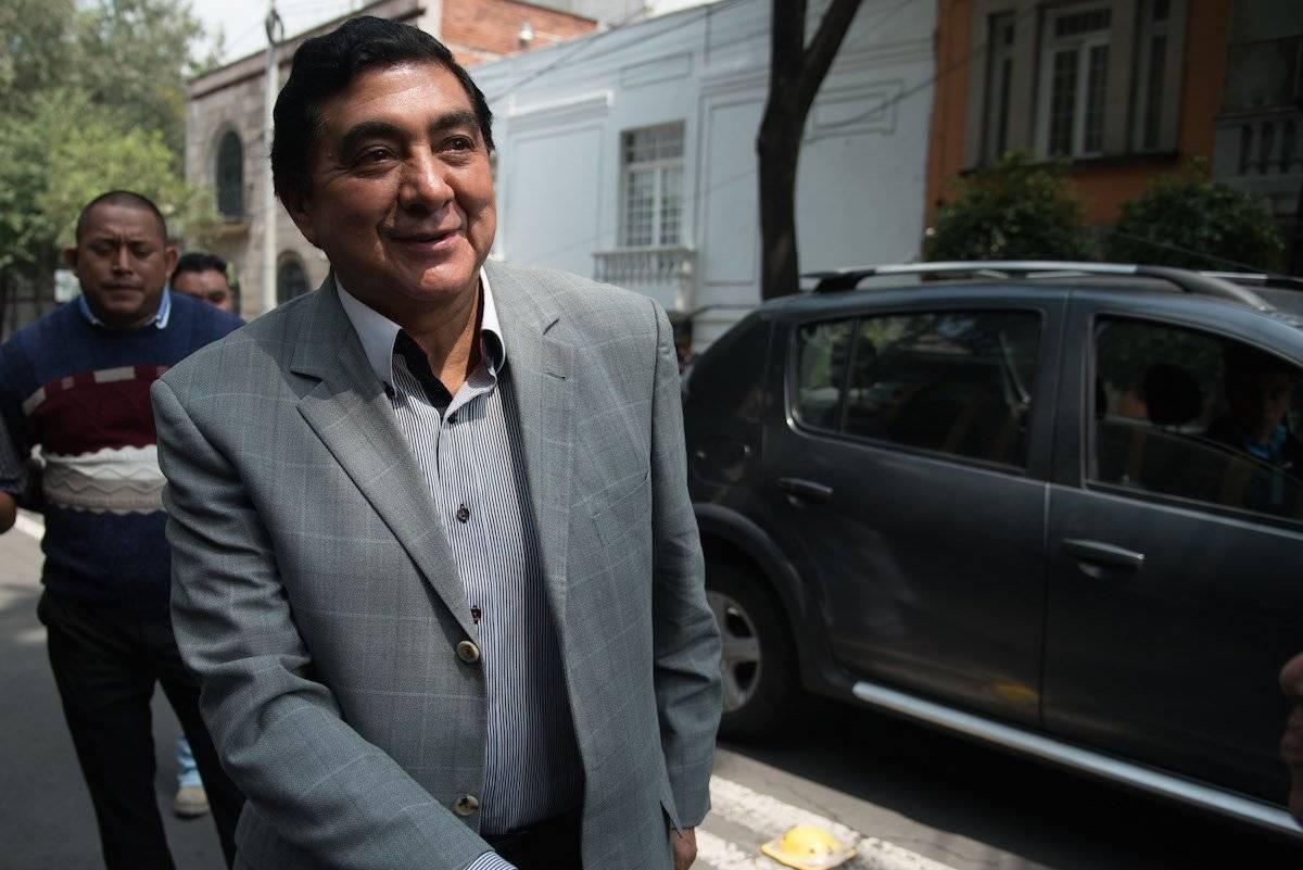 """Carlos Bonavides, mejor conocido como """"Huicho Domínguez"""" Foto: Cuartoscuro"""