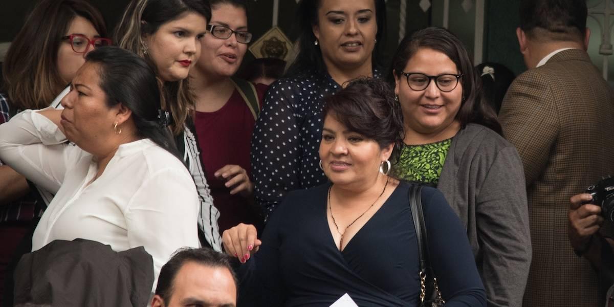 Nestora Salgado le envía un mensaje a José Antonio Meade