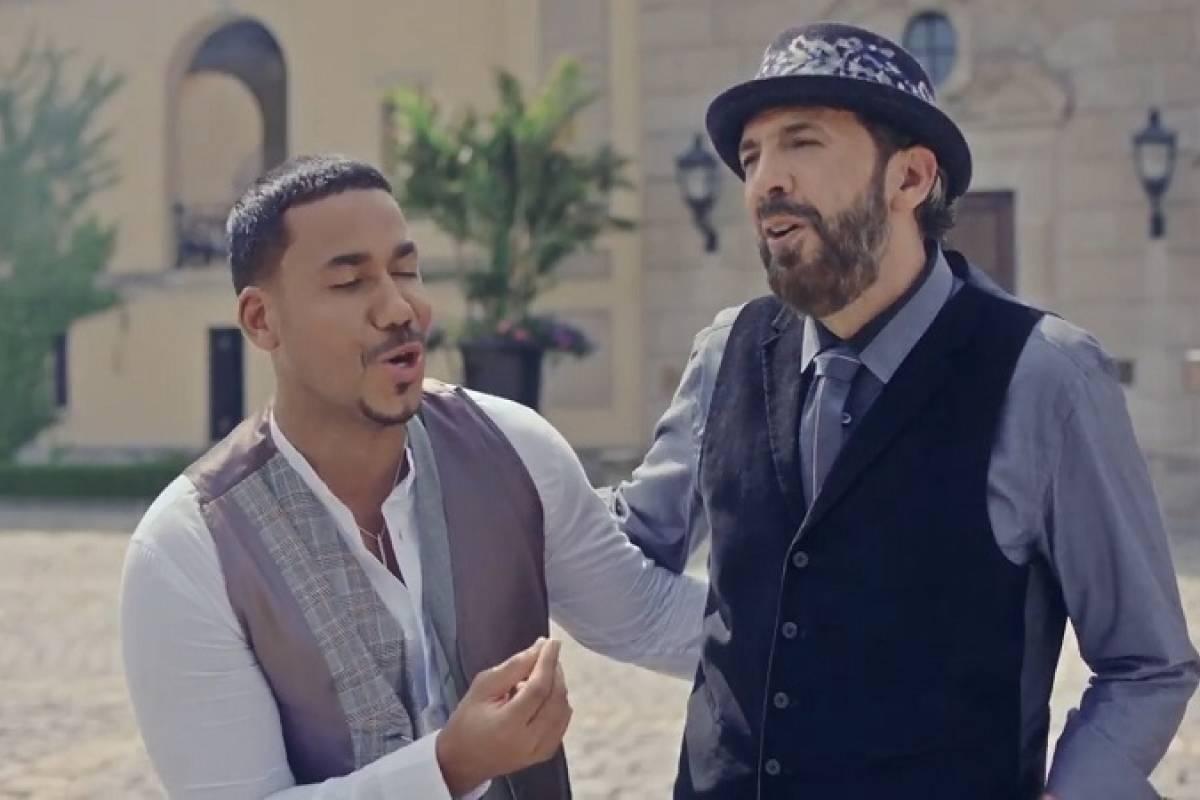 Romeo Santos Y Juan Luis Guerra Unen Sus Voces En El Tema Carmín Metro Republica Dominicana