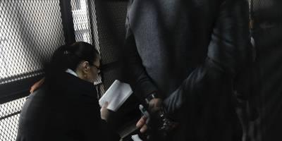 juicio contra Baldetti en caso lago de Amatitlán