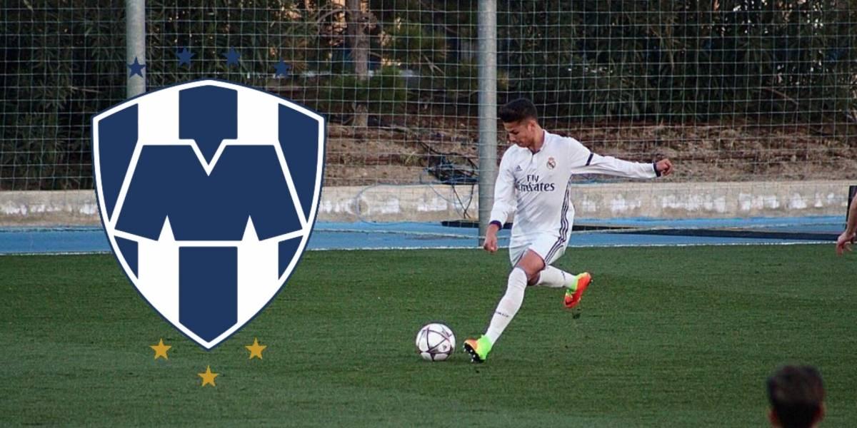 Ex jugador del Real Madrid ficha con Monterrey