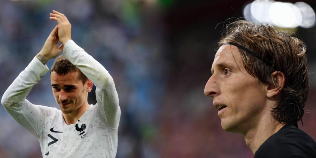 Francia vs. Croacia, una final distinta en la Copa del Mundo
