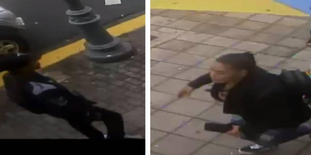 Buscan dar con pareja sospechosa de varios robos en San Juan