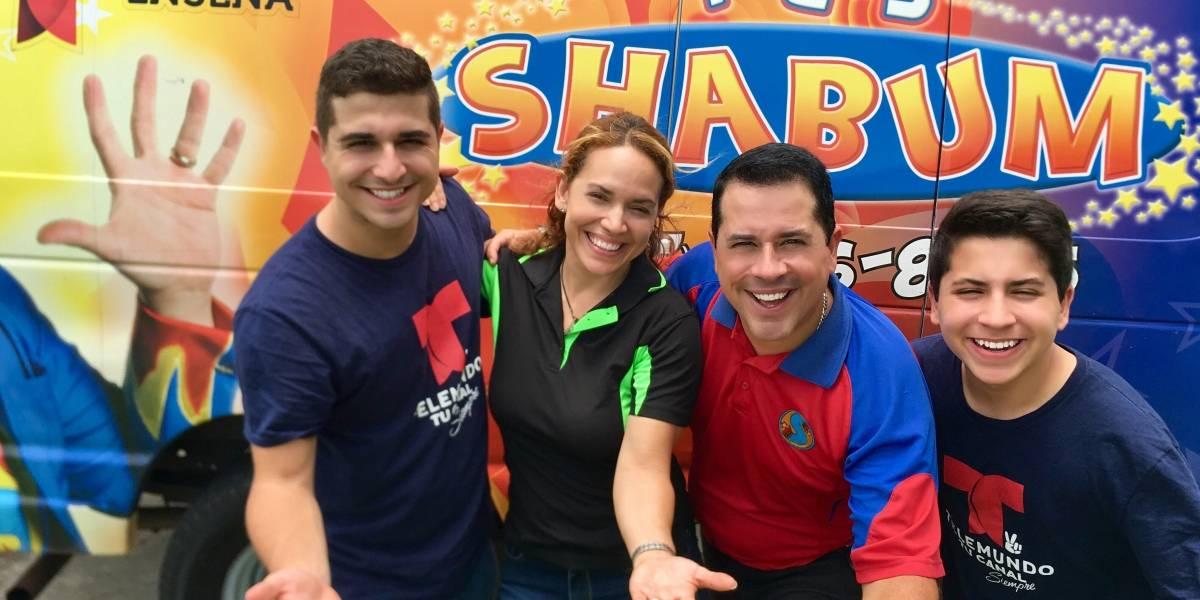 Tarde mágica en Culebra con Shabum y ACirc