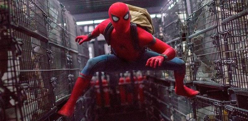 Spider-Man: Homecoming |marvel