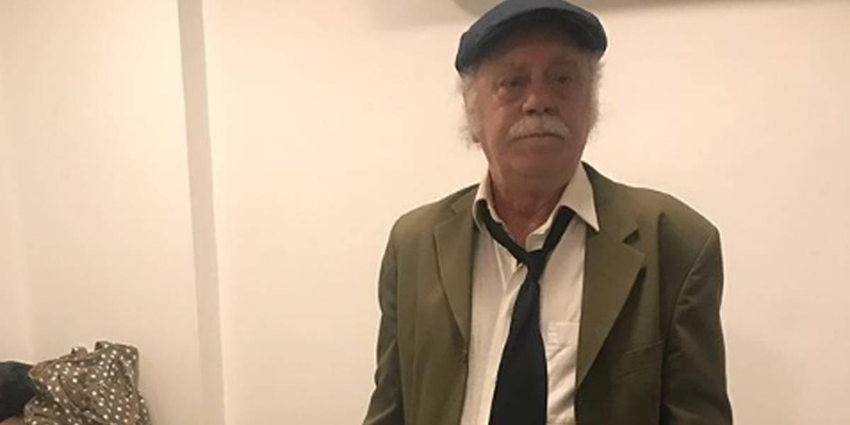 'Minha mãe me deu cigarro com 8 anos', relembra Tonico Pereira
