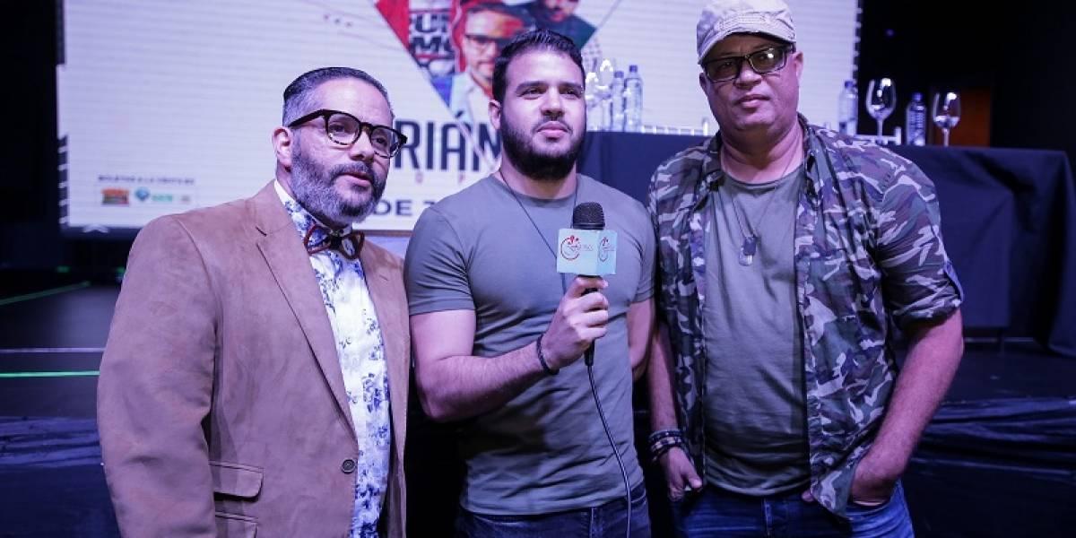 """Pavel, Pamel y Alajadaqui harán concierto """"Triángulo Pop"""", el 19 de julio en Hard Rock  Live"""