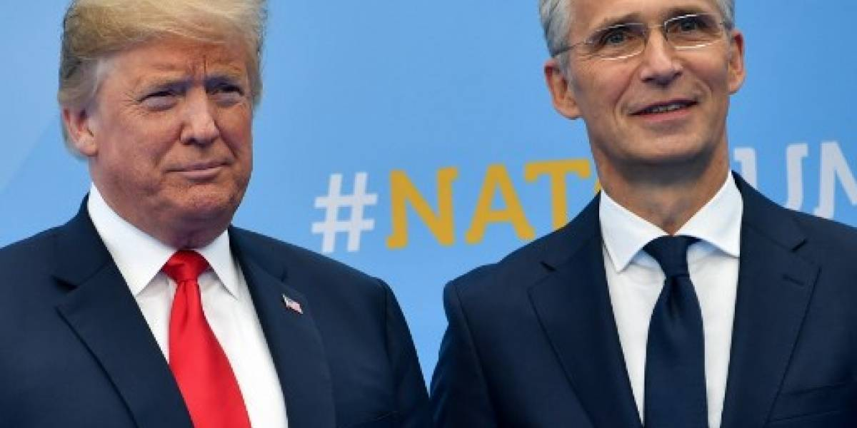 Trump arremete contra Alemania en cumbre de la OTAN