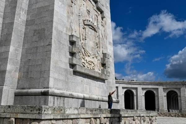 Valle de los Caídos, la tumba de Franco