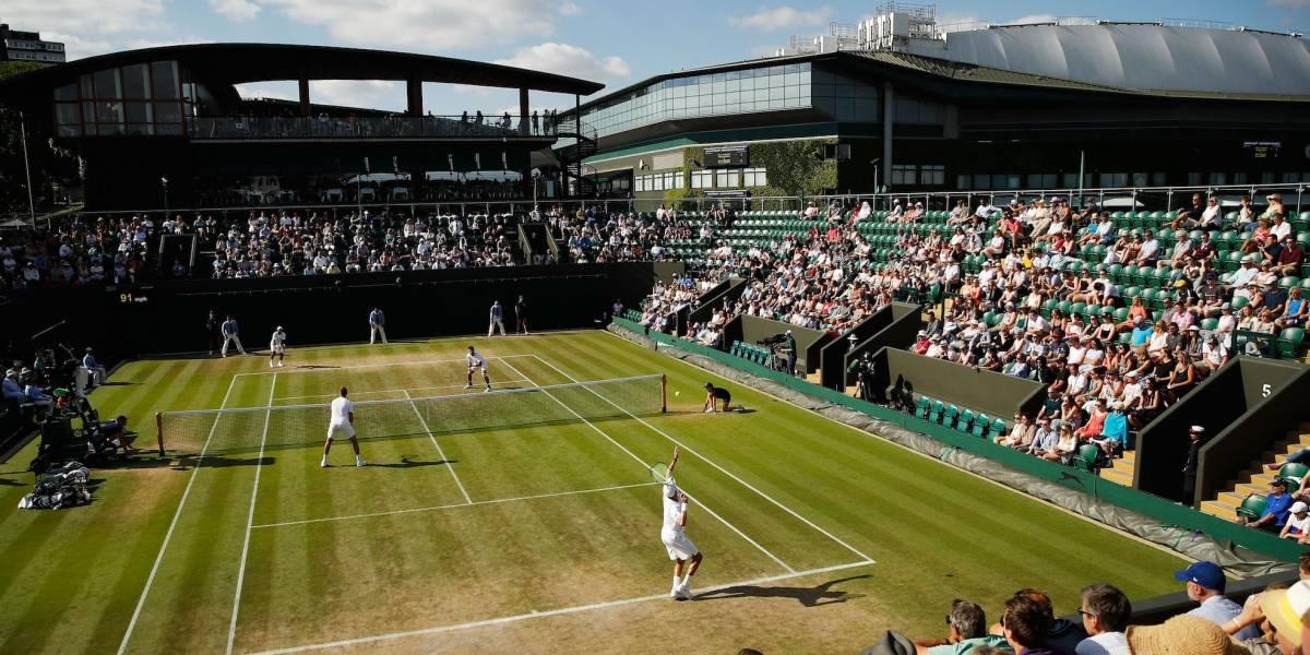 Denuncian sospecha de amaño en partido de Wimbledon