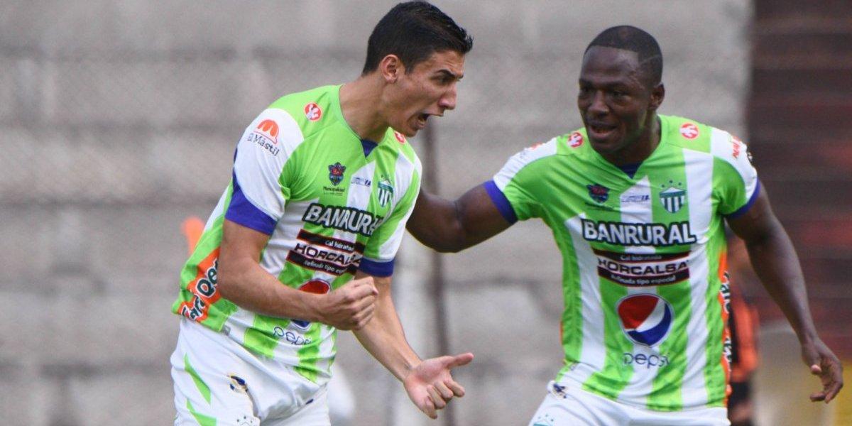 Yanes deja al equipo de Antigua GFC para jugar en el extranjero